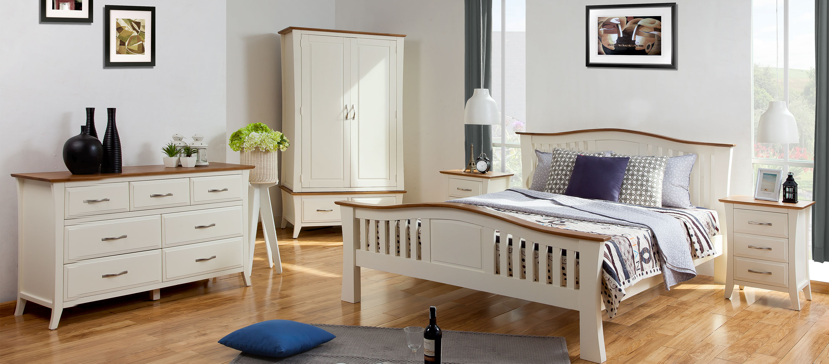 Samara collection Bedroom furniture