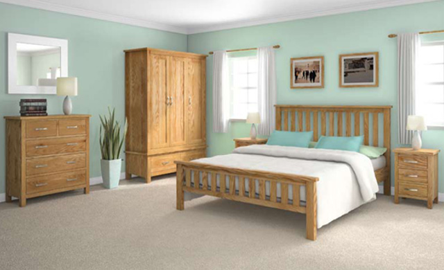 Trinity Bedroom furniture