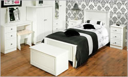 Snowdon Bedroom Furniture Range